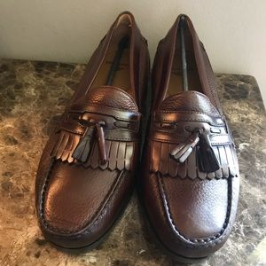Brand New Leather Dockers
